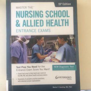 Other - Nursing School & Allied Health Entrance  Exam